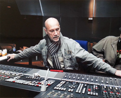 Mixer, producer-engineer John Sonneveld Productions